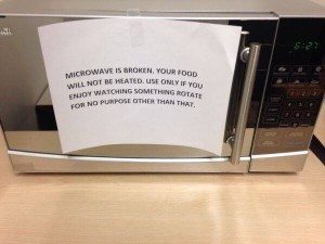 Troubleshooting A Microwave