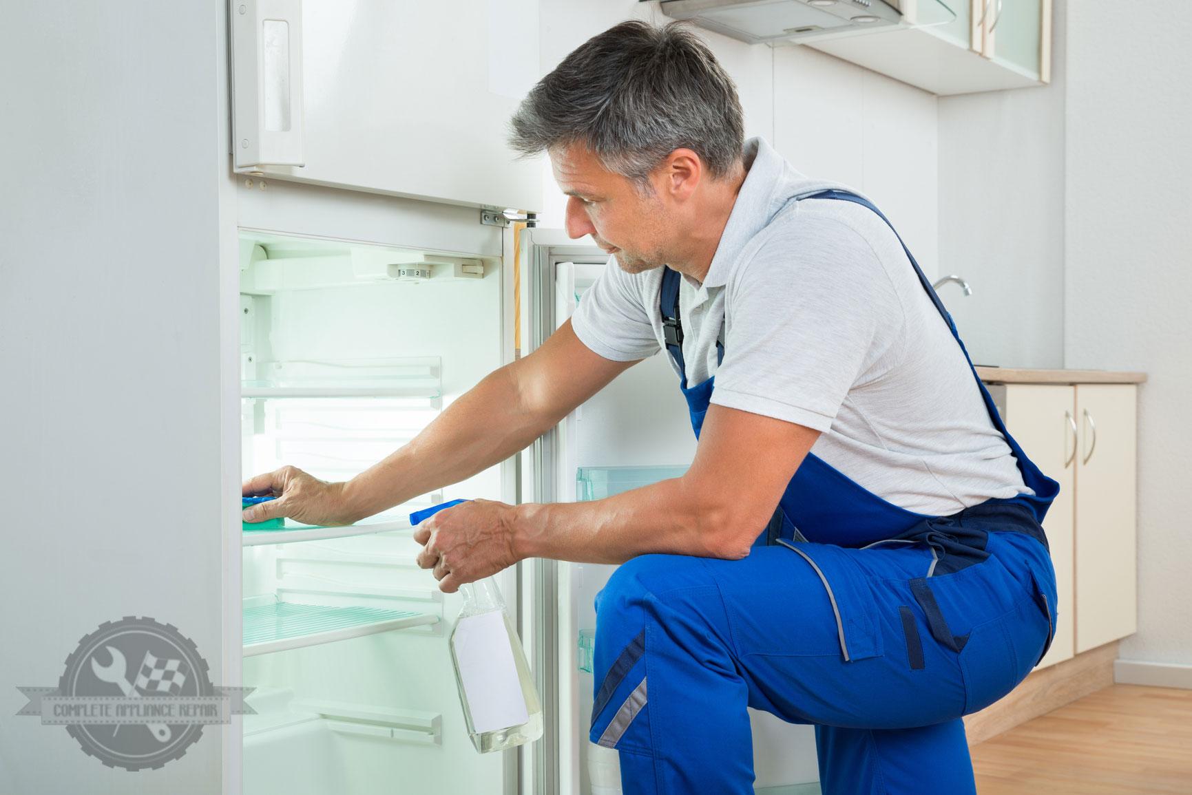 Refrigerator Maintenance Salt Lake City Utah
