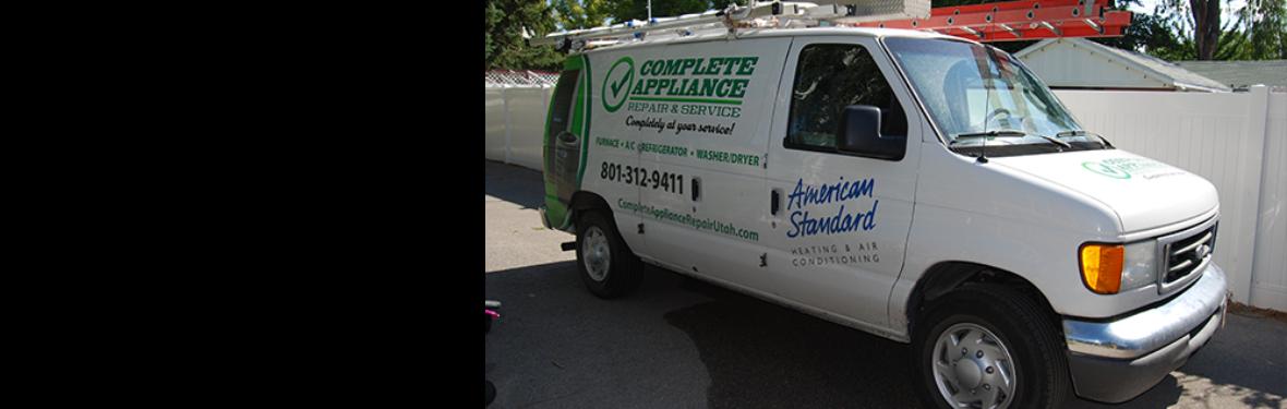 Complete Appliance Repair In Salt Lake City Utah