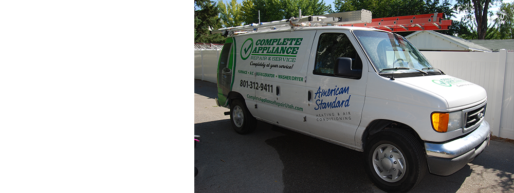 Complete Appliance Repair and Service Salt Lake City