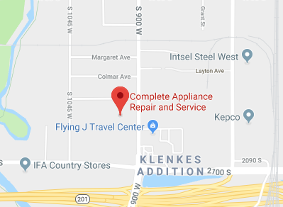Complete Appliance Repair and Service Google Map